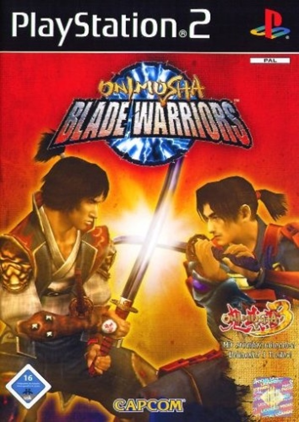 Cover zu Onimusha: Blade Warriors