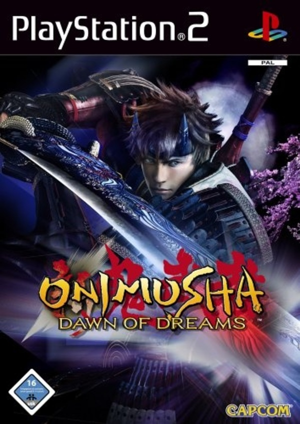 Cover zu Onimusha: Dawn of Dreams