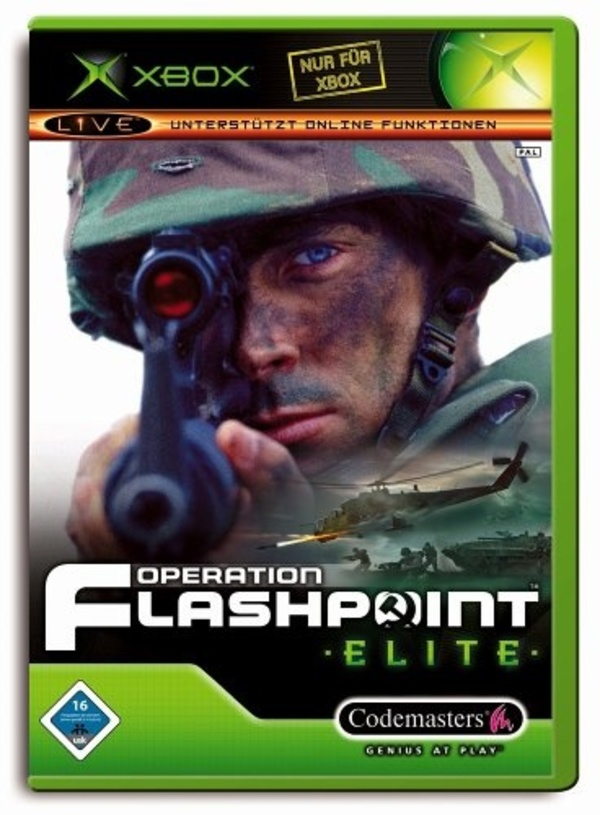 Cover zu Operation Flashpoint: Elite