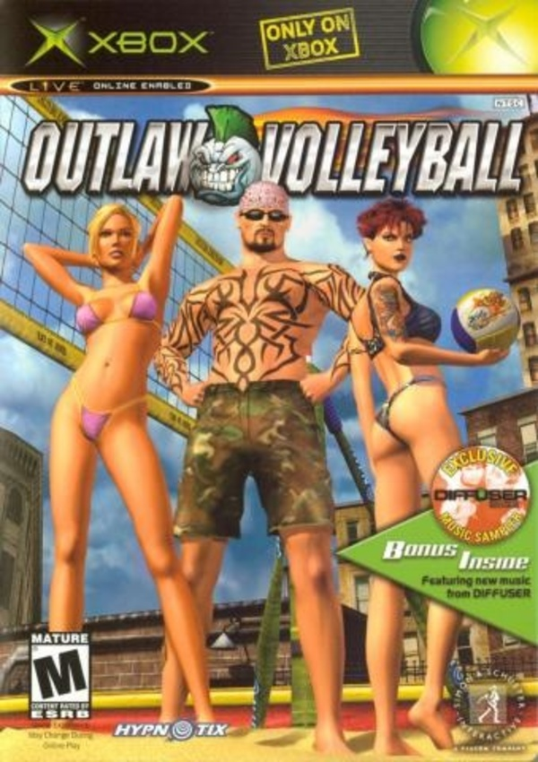 Cover zu Outlaw Volleyball