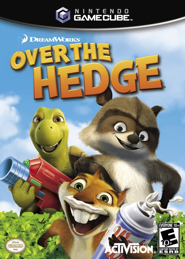 Cover zu Over the Hedge