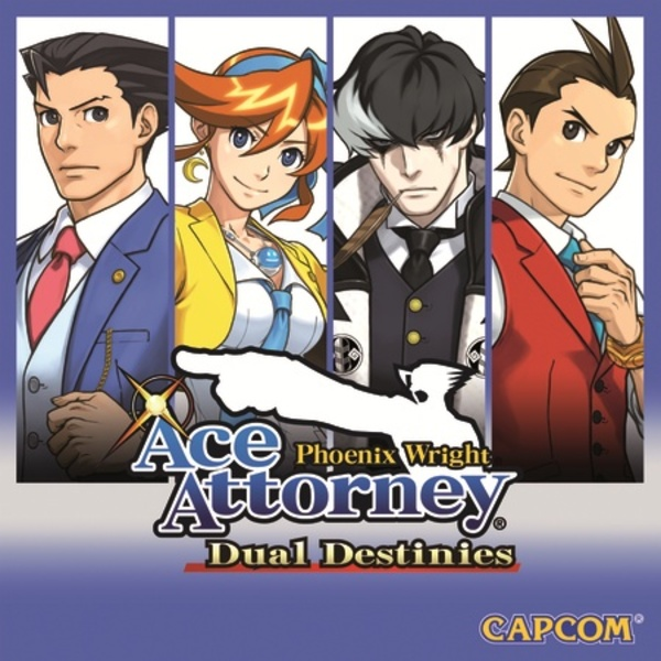 Cover zu Phoenix Wright: Ace Attorney - Dual Destinies