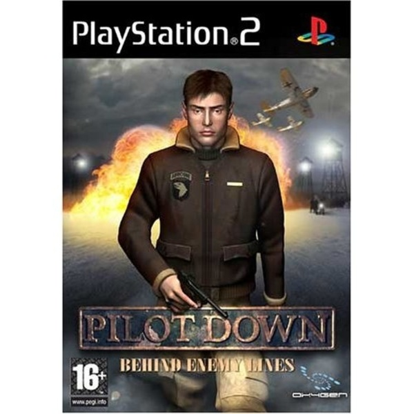 Cover zu Pilot Down: Behind Enemy Lines
