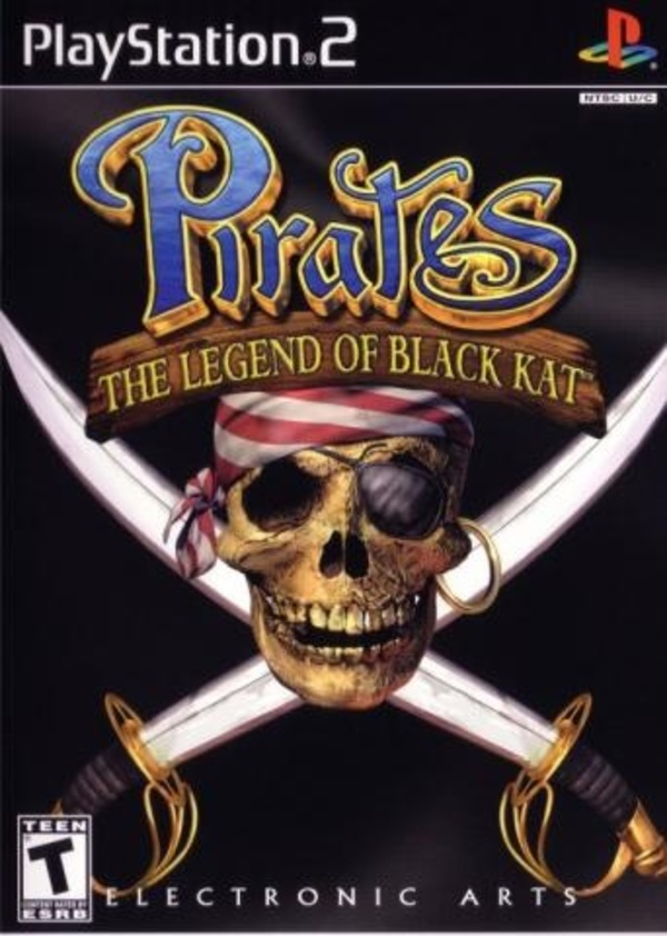 Cover zu Pirates: The Legend of Black Kat