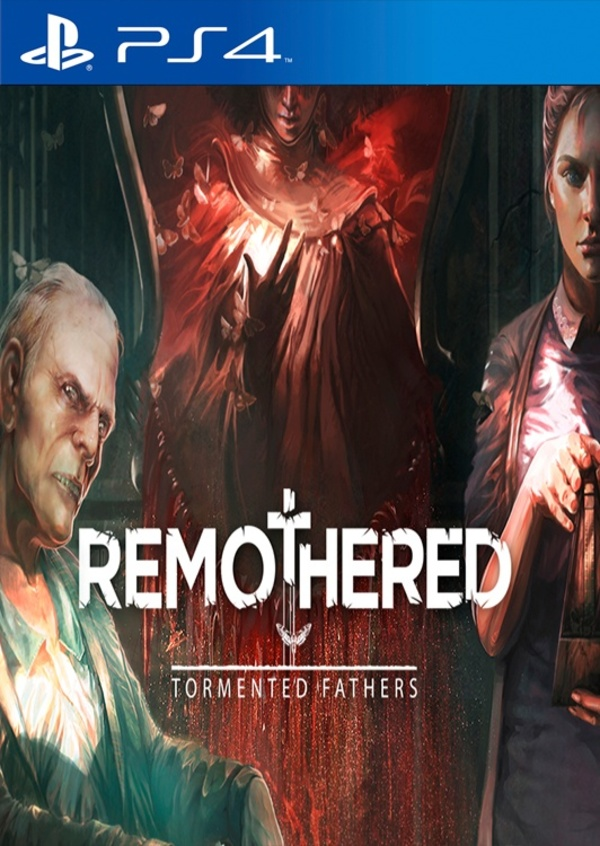 Cover zu Remothered: Tormented Fathers