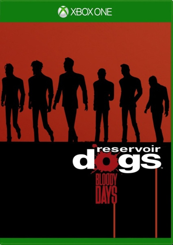 Cover zu Reservoir Dogs: Bloody Days