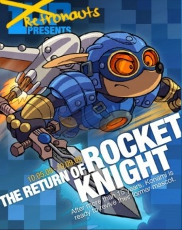 Cover zu Rocket Knight