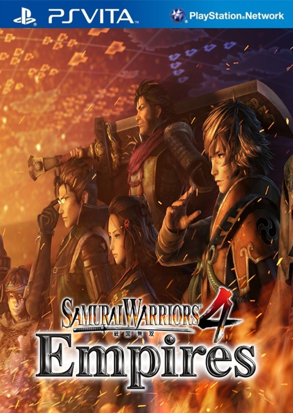 Cover zu Samurai Warriors 4 Empires