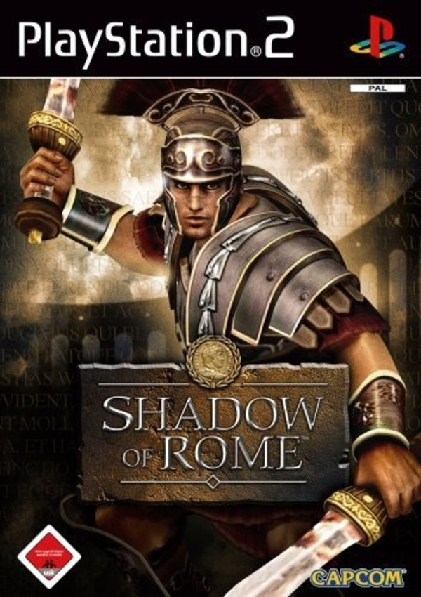 Cover zu Shadow of Rome