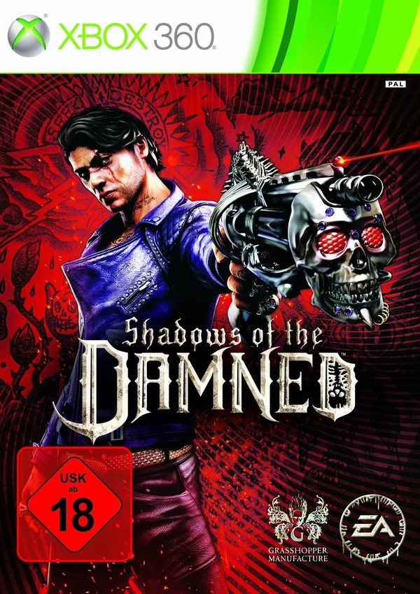 Cover zu Shadows of the Damned