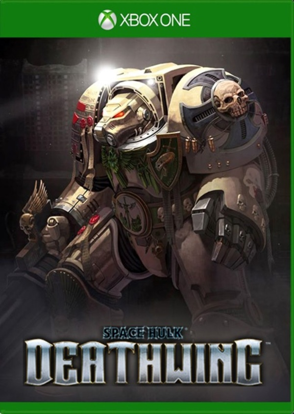 Cover zu Space Hulk: Deathwing