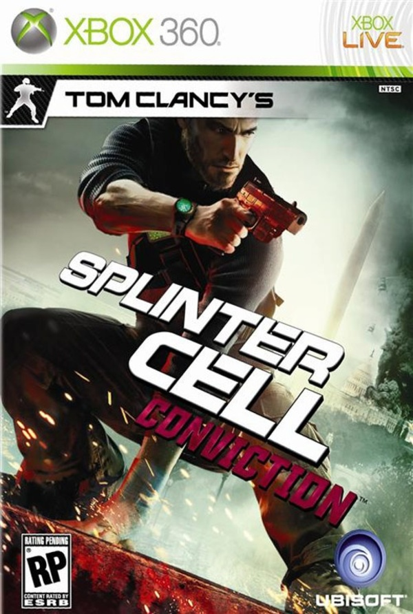 Cover zu Splinter Cell: Conviction