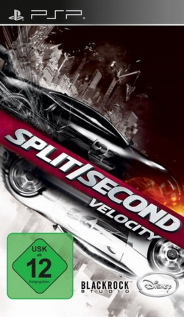 Cover zu Split/Second