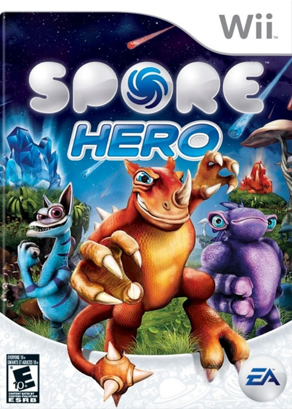 Cover zu Spore Helden
