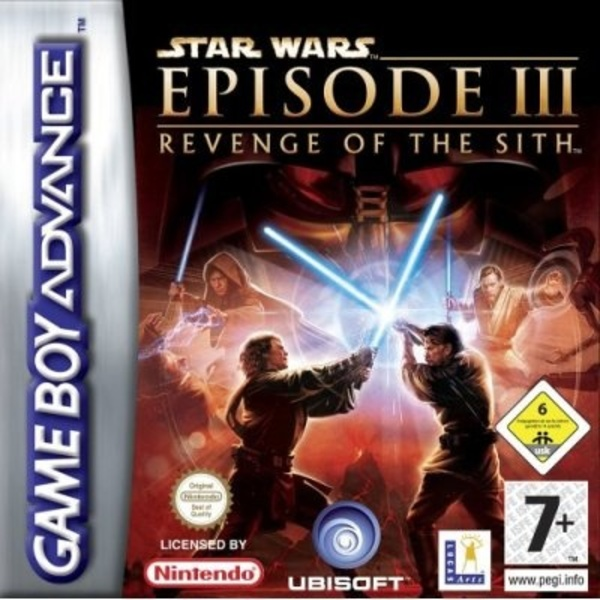 Cover zu Star Wars: Episode III - Die Rache der Sith