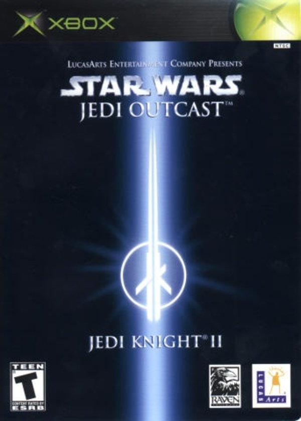 Cover zu Jedi Knight 2: Jedi Outcast