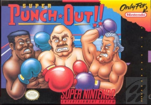 Cover zu Super Punch-Out!!