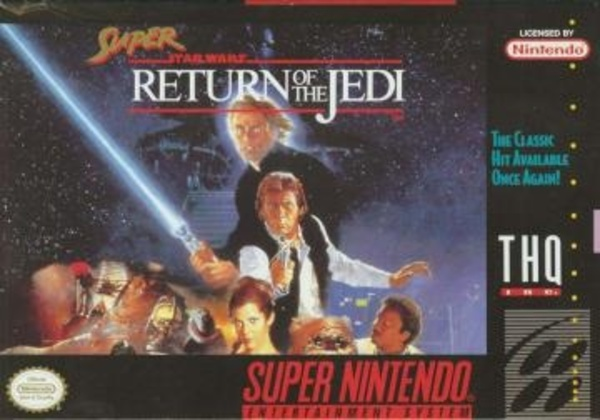 Cover zu Super Star Wars: Return of the Jedi