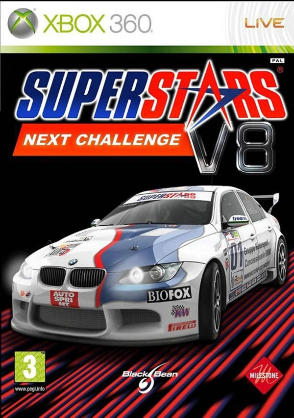 Cover zu Superstars V8: Next Challenge