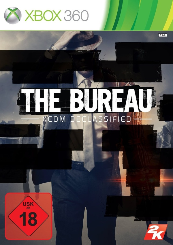Cover zu The Bureau: XCOM Declassified