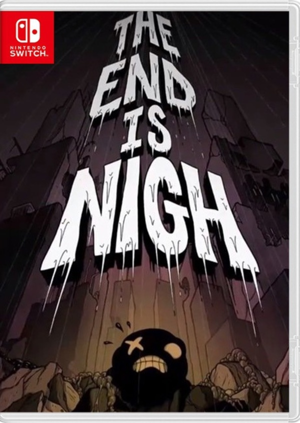 Cover zu The End is Nigh