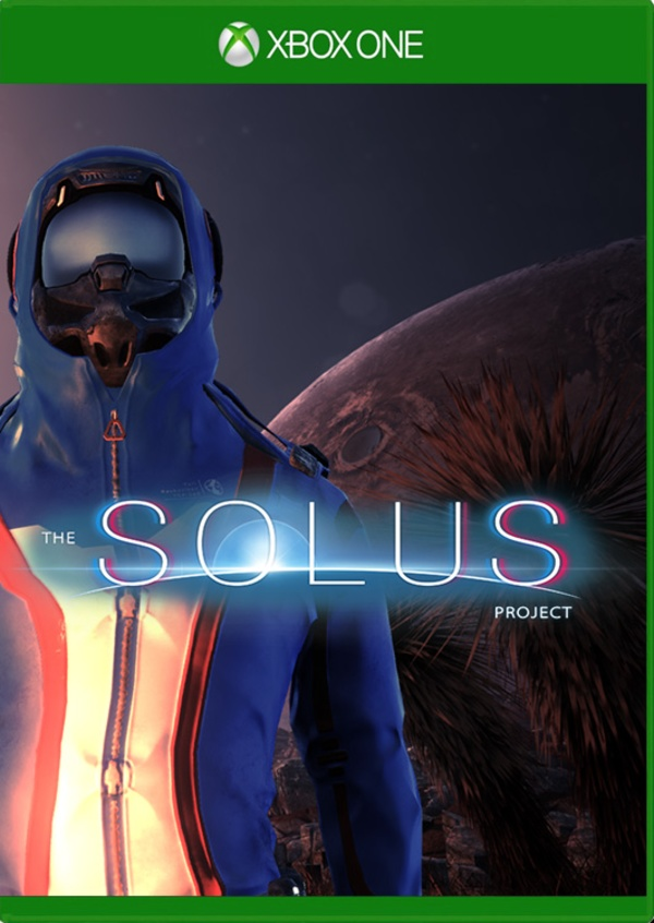 Cover zu The Solus Project