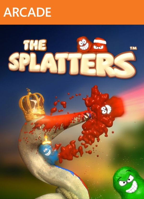 Cover zu The Splatters