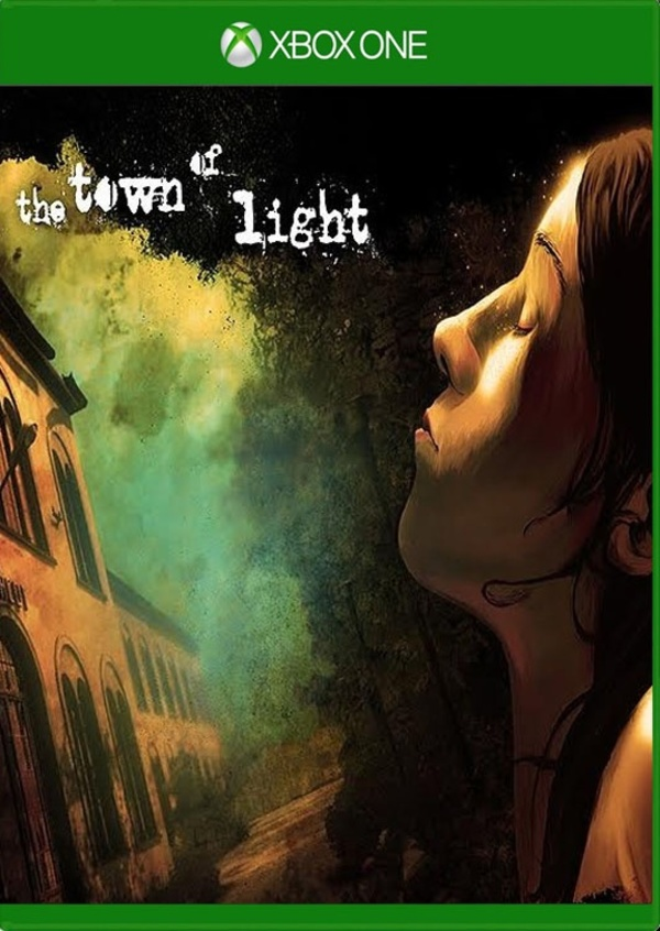 Cover zu The Town Of Light