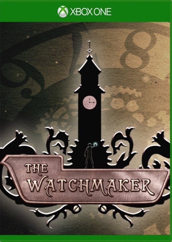 Cover zu The Watchmaker