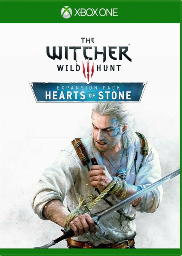 Cover zu The Witcher 3: Hearts of Stone