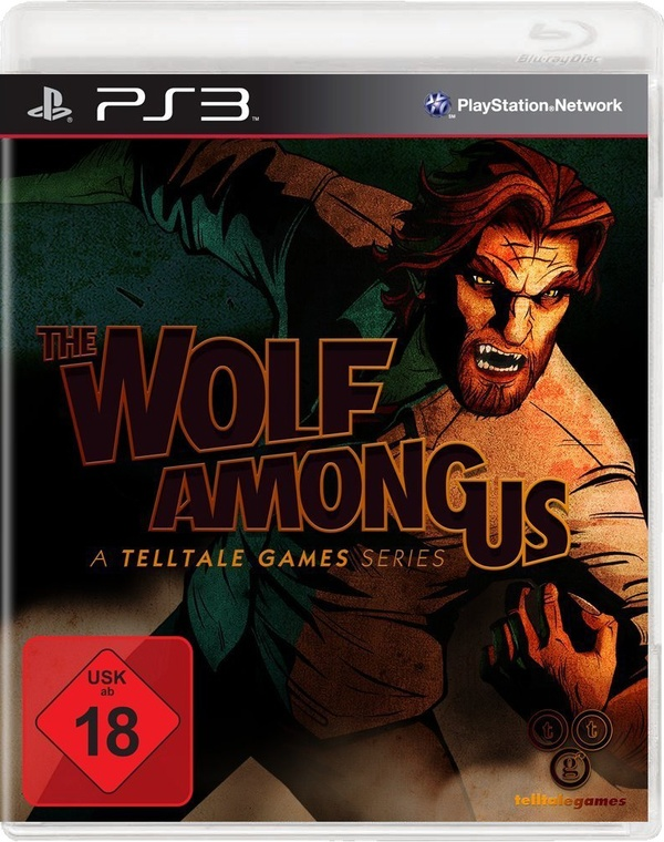 Cover zu The Wolf Among Us: Season 1