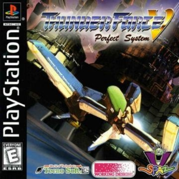 Cover zu Thunder Force V: Perfect System
