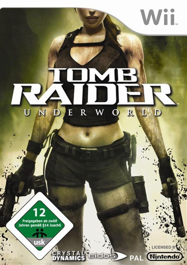 Cover zu Tomb Raider: Underworld