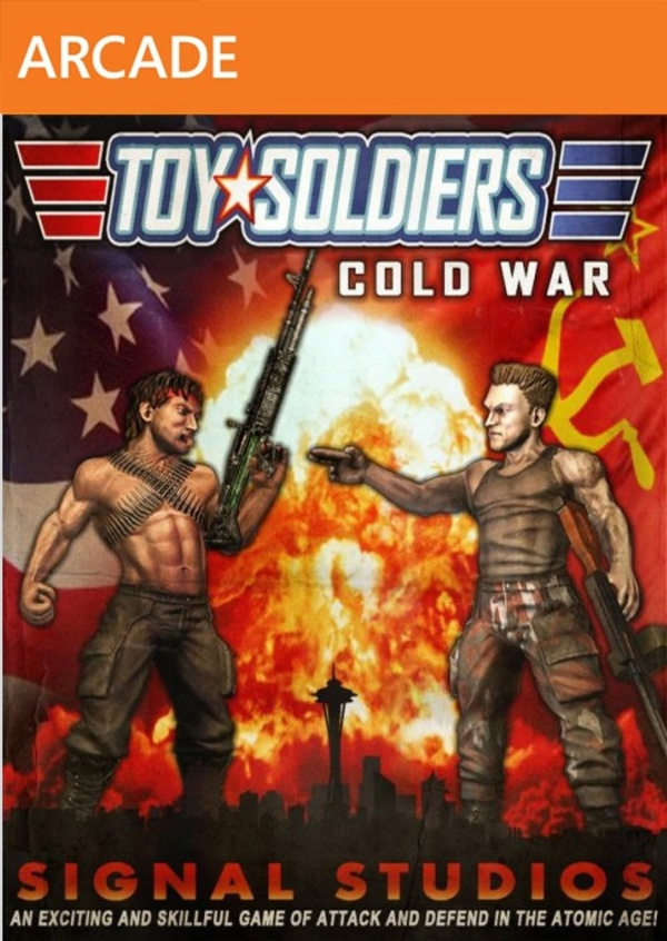 Cover zu Toy Soldiers: Cold War