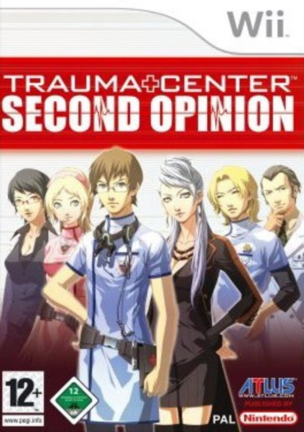Cover zu Trauma Center: Second Opinion