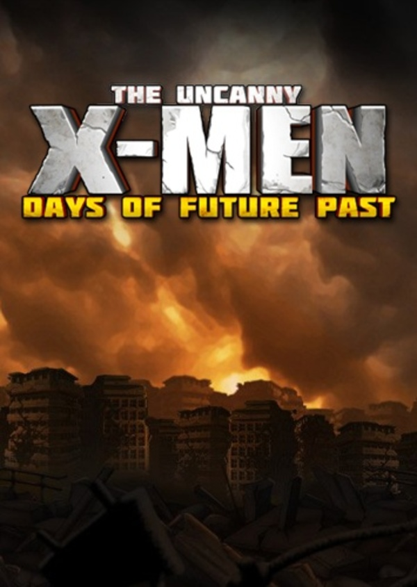 Cover zu Uncanny X-Men: Days of Future Past