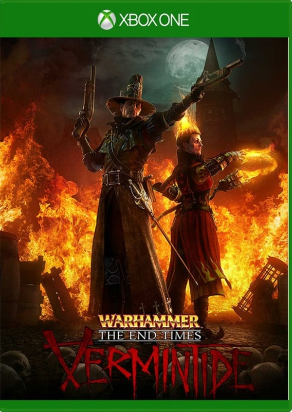 Cover zu Warhammer: The End Times - Vermintide