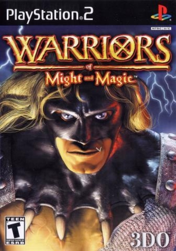 Cover zu Warriors of Might and Magic