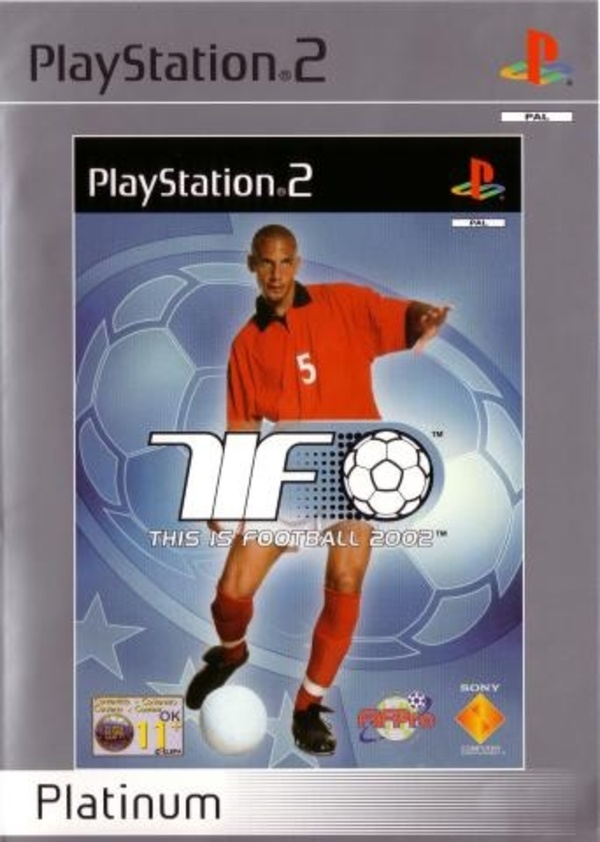 Cover zu World Tour Soccer 2002
