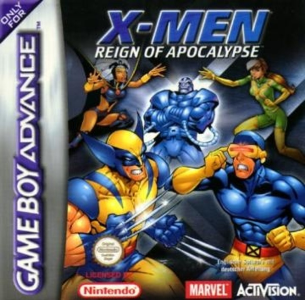 Cover zu X-Men: Reign of Apocalypse
