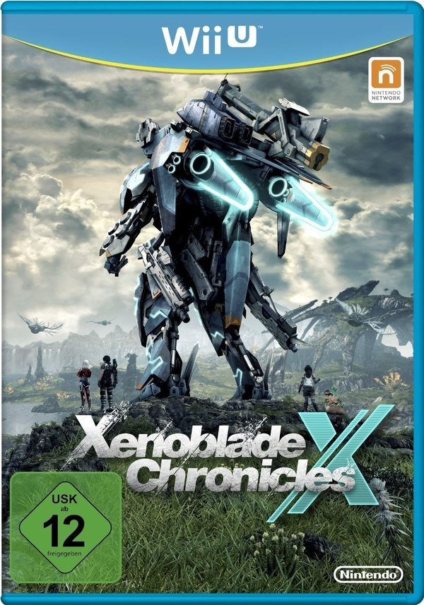 Cover zu Xenoblade Chronicles X