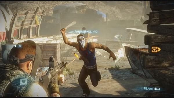 Screenshot zu Army of Two: The Devil's Cartel (Xbox 360) - Screenshots
