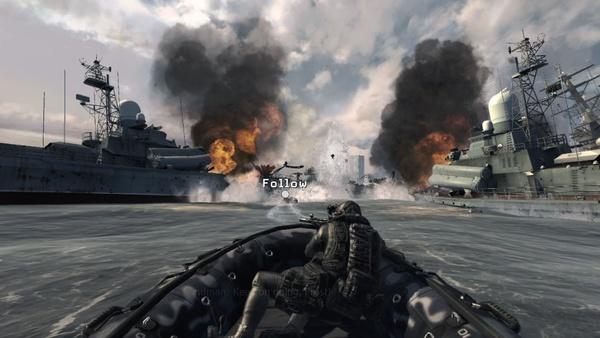 Screenshot zu Call of Duty: Modern Warfare 3 (Xbox 360) - Screenshots