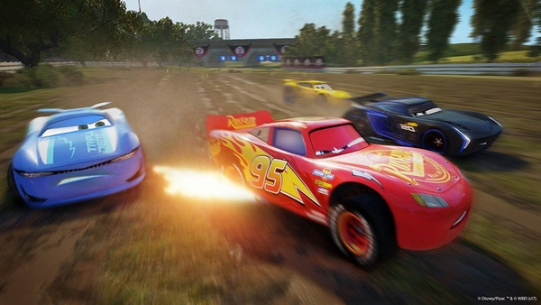 Screenshot zu Cars 3: Driven to Win (PS4) - Screenshots