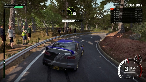 Screenshot zu DiRT 4 (PS4) - Screenshots