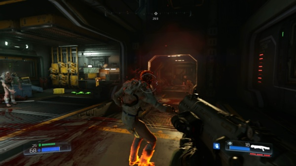 Screenshot zu Doom (Nintendo Switch) - Screenshots der Nintendo Switch-Version