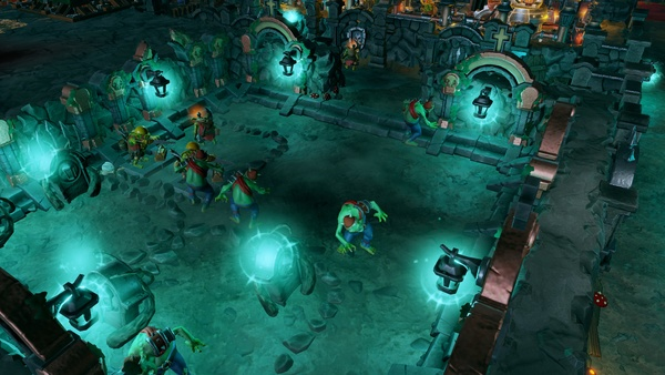 Screenshot zu Dungeons 3 (Xbox One) - Sceenshots