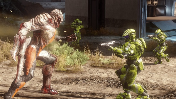 Screenshot zu Halo 4 (Xbox 360) - Screenshots aus dem Multiplayer-Modus