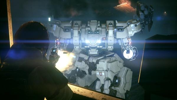 Screenshot zu Left Alive (PS4) - Screenshots