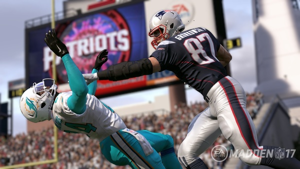 Screenshot zu Madden NFL 17 (PS4) - Screenshots